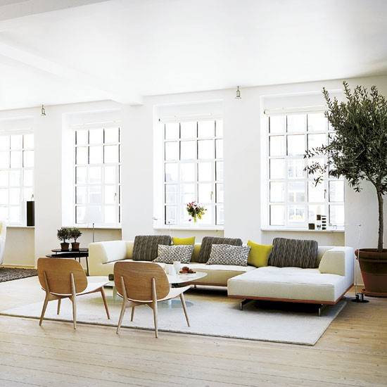 Loft Apartment Living Room Ideas: T.D.C: Homes To Inspire