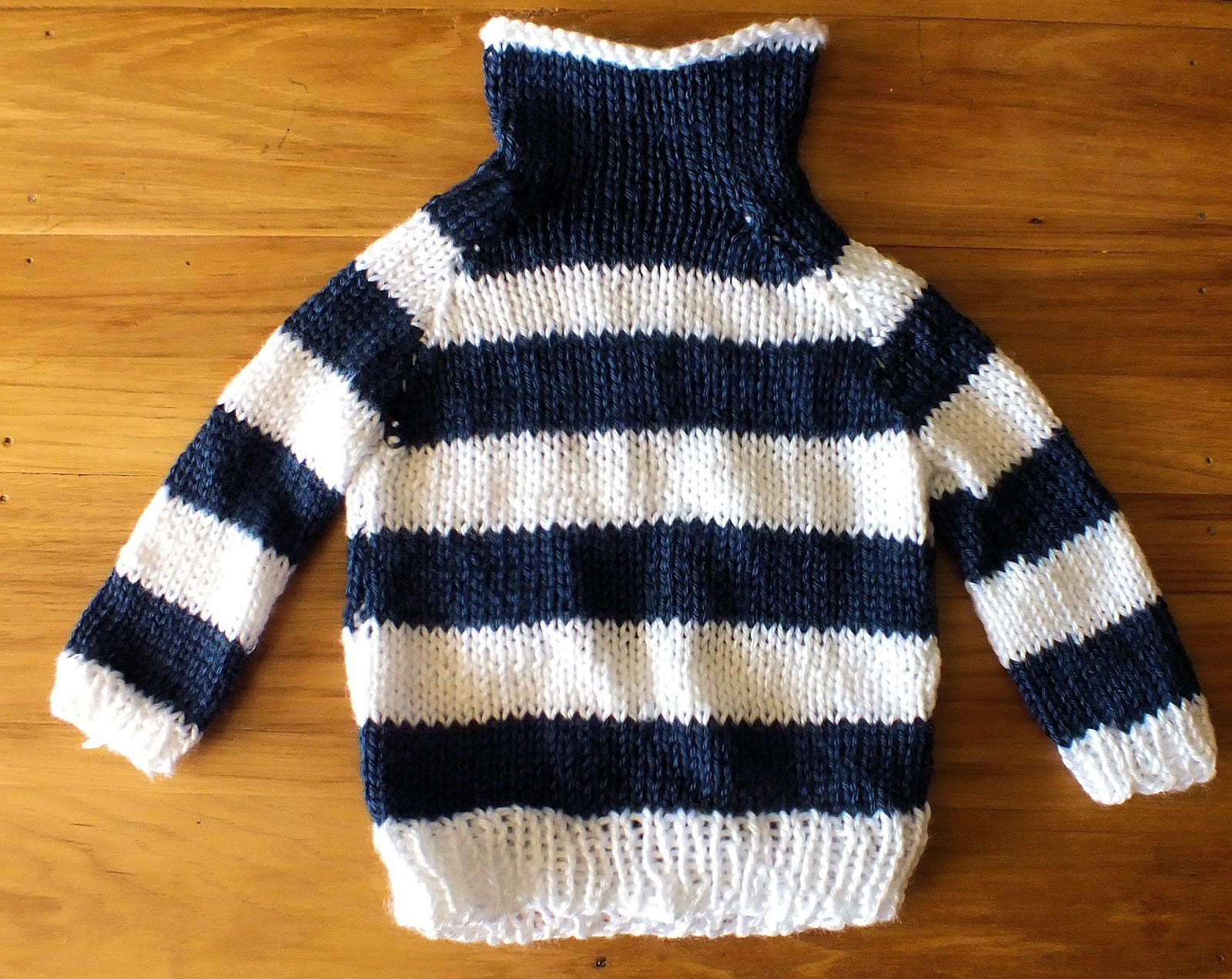 The Loom Muse : How to Loom Knit a Toddler/ Baby Sweater