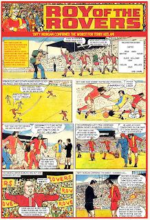 Rover's vs Danefield United