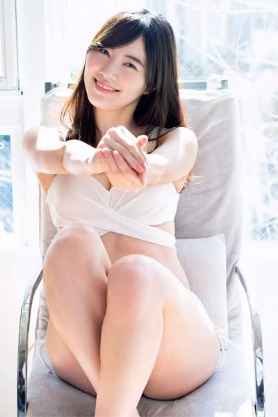 Jurina Matsui 松井珠理奈, FLASH 2019.04.09 (フラッシュ 2019年4月9日号)