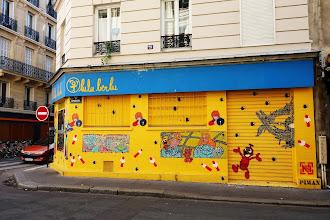 Sunday Street Art : Pimax - rue Jean-Pierre Timbaud - Paris 11
