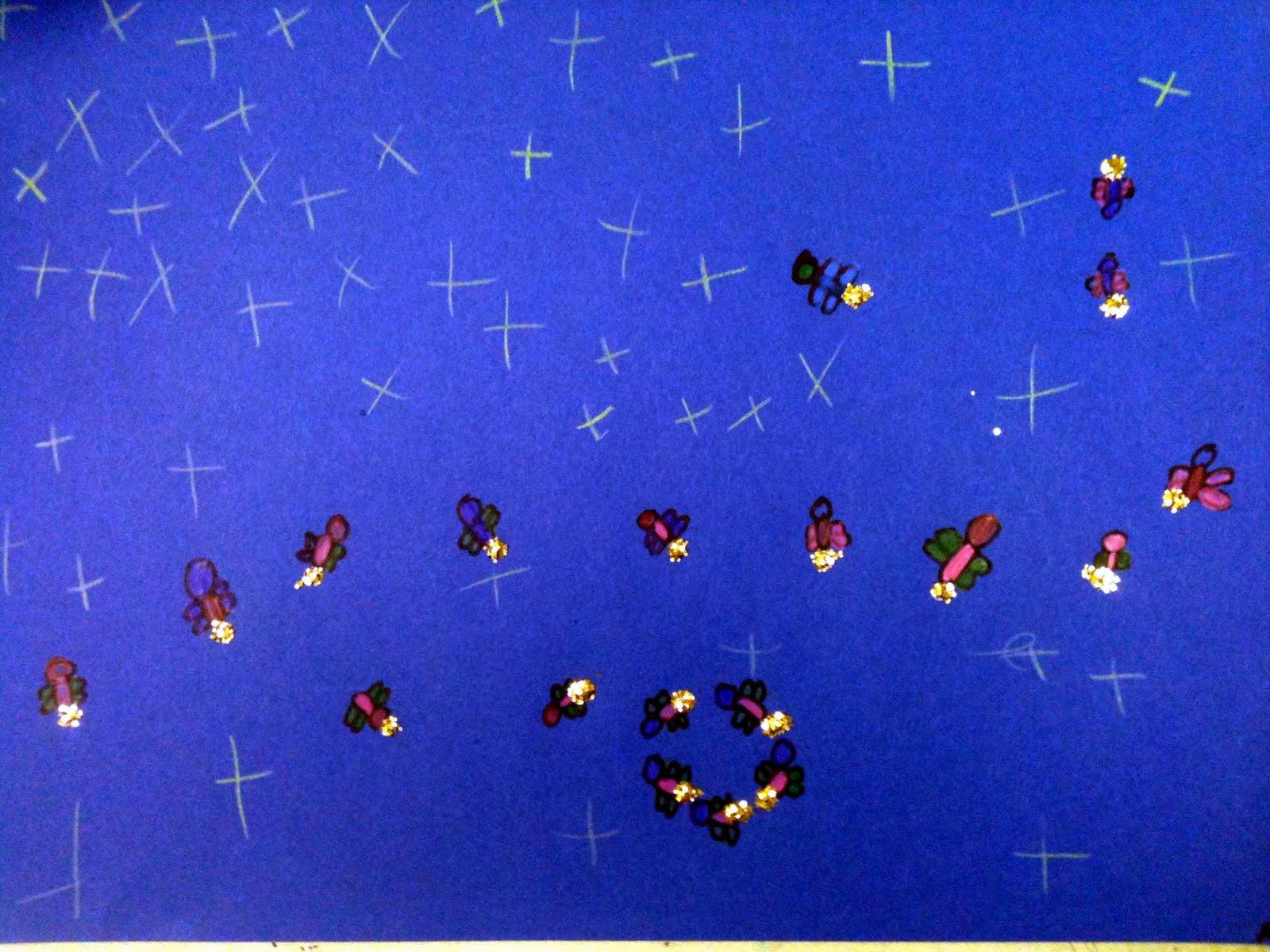 Splish Splash Splatter Fireflies