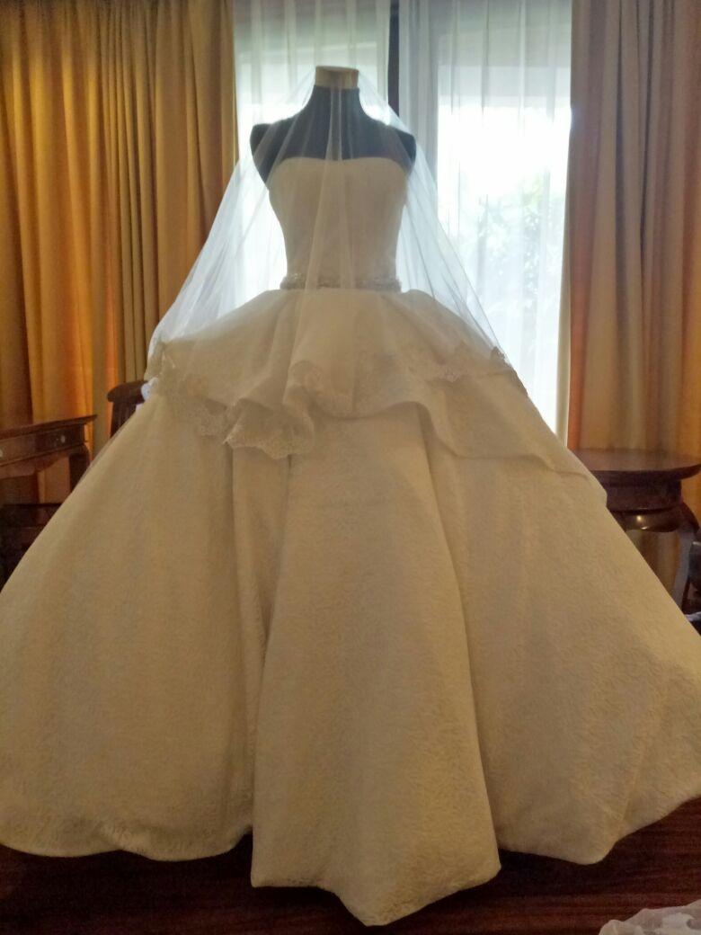 Gaun Pengantin Terlengkap Gaun Bridal By Arcobaleno 087735001133