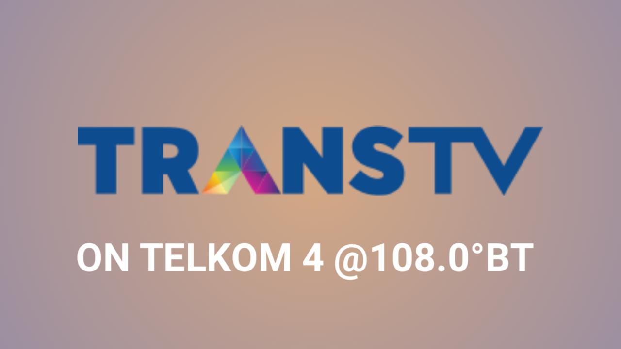 Frekuensi Trans TV di Satelit Telkom 4 Terbaru 2019