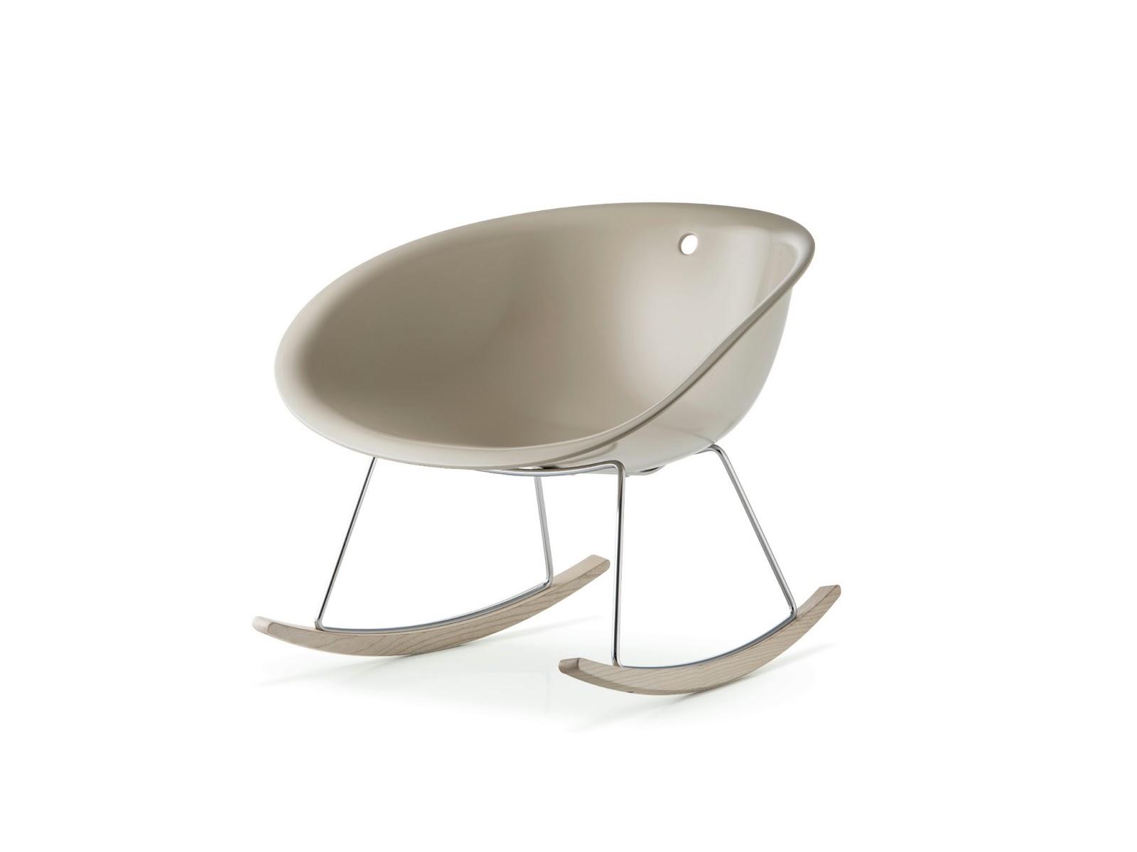 Gliss swing la poltrona a dondolo di pedrali - Poltrona a dondolo di design ...