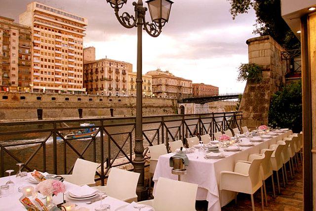 Ristorante Al Canale em Taranto