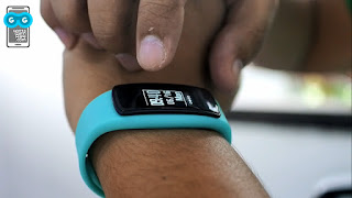 review smartband iwown i6 hr indonesia banggood