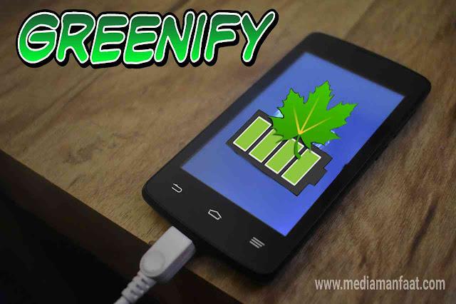 Hemat Daya Baterai Smartphone dengan Greenify Tanpa Root