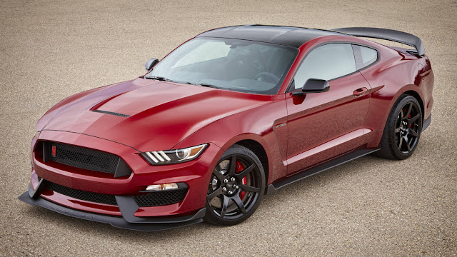 2017 2018 Ford Mustang Gt500 Super Snake Specs Top Gear