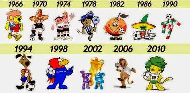 maskot world cup