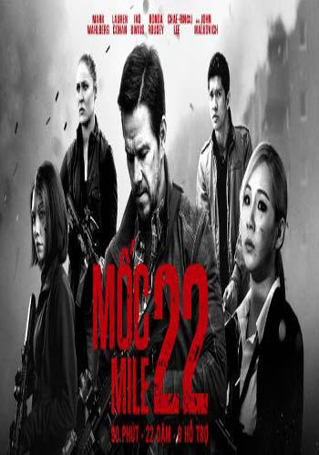 Mile 22 2018 HDRip 480p 400MB ESub