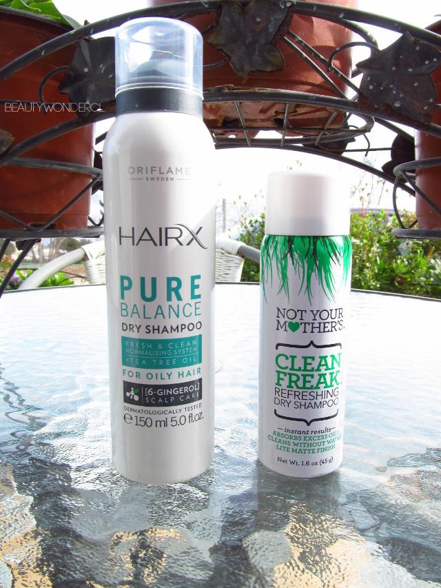 shampoo en seco oriflame chile