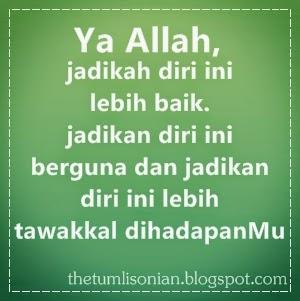 Kumpulan Gambar DP BBM Doa Islami