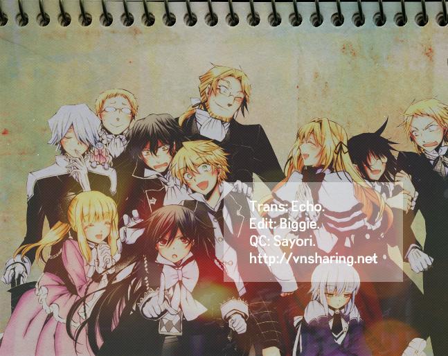 Pandora Hearts chương 003 - retrace: iii prisoner & alichino trang 1