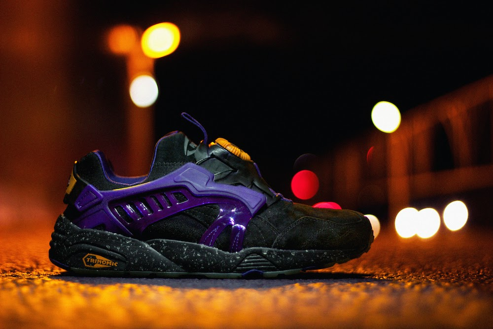 100% authentic 2d093 0b2be The PUMA x Atmos Disc Blaze will retail for R2 299. The sneakers can be  found at PUMA SELECT stores in Cape Town, Bree Street and Braamfontein,  Johannesburg ...