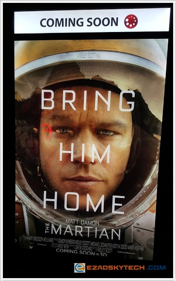 Film Review - The Martian