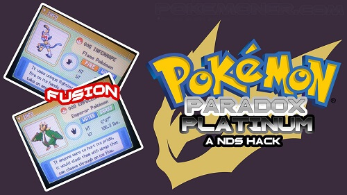 Pokemon Paradox Platinum