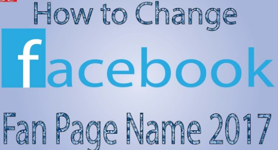 Change Page Name