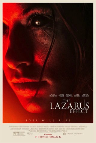 The Lazarus Effect [2015] [DVDR] [Custom – HD] [Subtitulado]