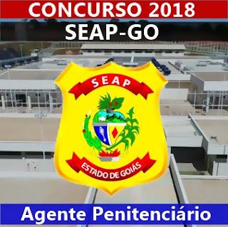 Concurso SEAP-GO 2018 Agente Penitenciário