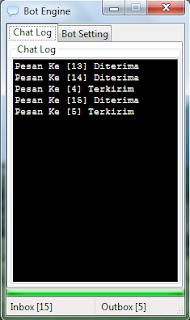 Mengatur Konfigurasi Telegram Bot