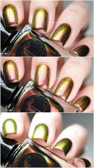 Techno Manifesto Cirque Colors Meta Collection