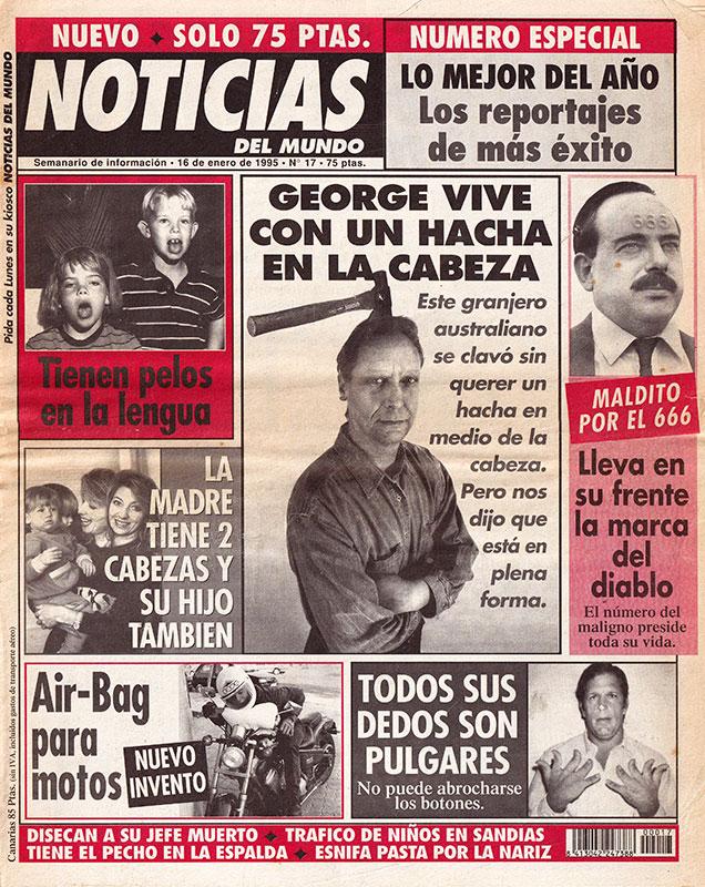 Periódico Noticias del Mundo Número 17