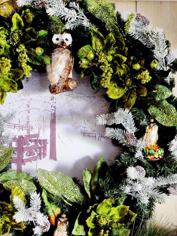 Modern Furniture Easy Christmas Wreaths 2014 Ideas