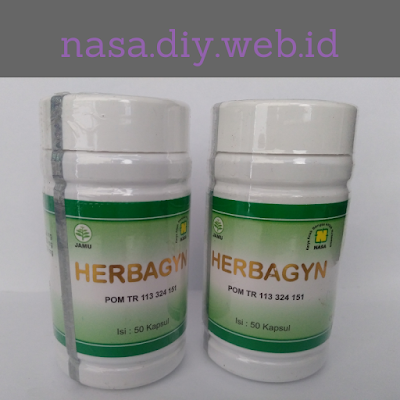 produk herbal nasa