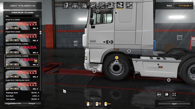 ets 2 real tyres mod v6.2 screenshots 5, fulda