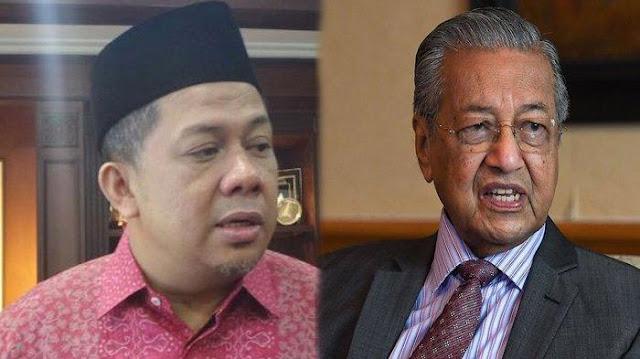 Fahri Beri Pesan ke Mahathir soal Surat Suara Tercoblos: Ijinkan Kami Mengetahui Siapa Pelakunya