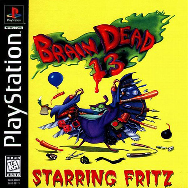 Brain Dead 13 - PS1 - ISOs Download