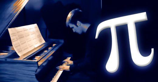 El número Pi tiene su propia música y es sorprendente