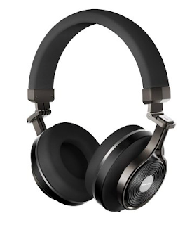 Bluedio Bluetooth headphones - High on comfort and delivering superior sound quality