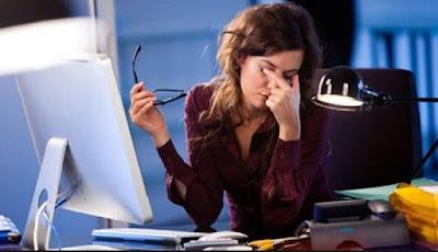 Tips Mencegah dan Mengatasi Mata Lelah Akibat Di depan Komputer
