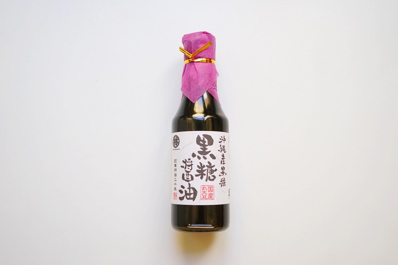 Le Chameau Bleu - Sauce de soja