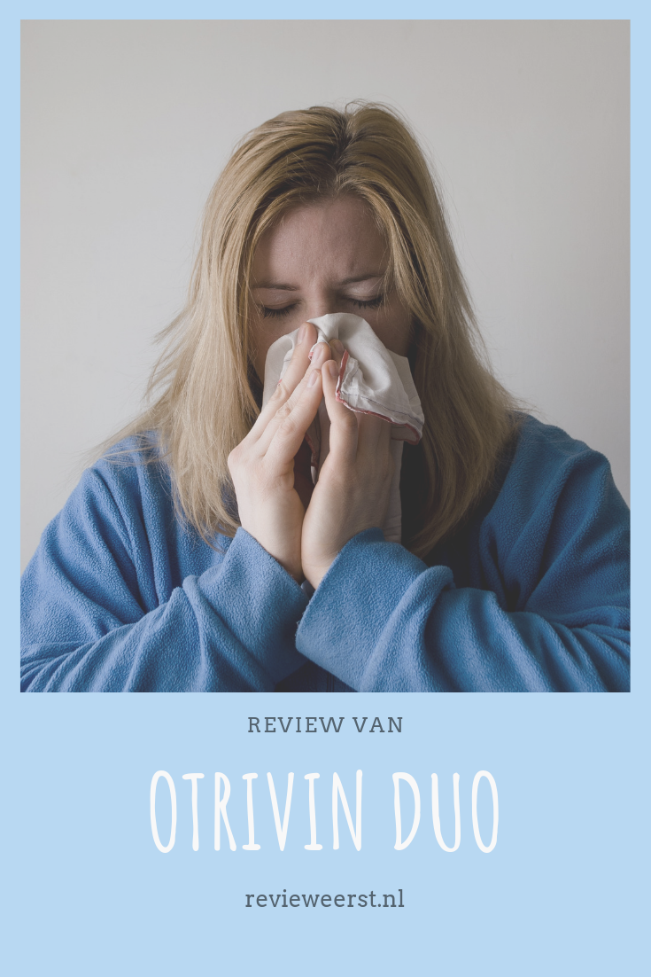 Otrivin duo review