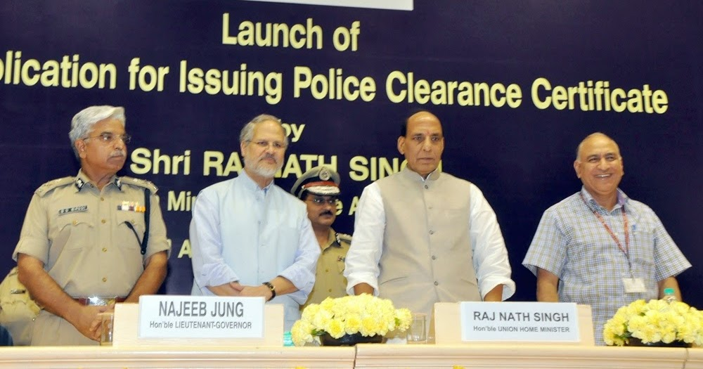 Police Clearance Certificate Useful Information Online