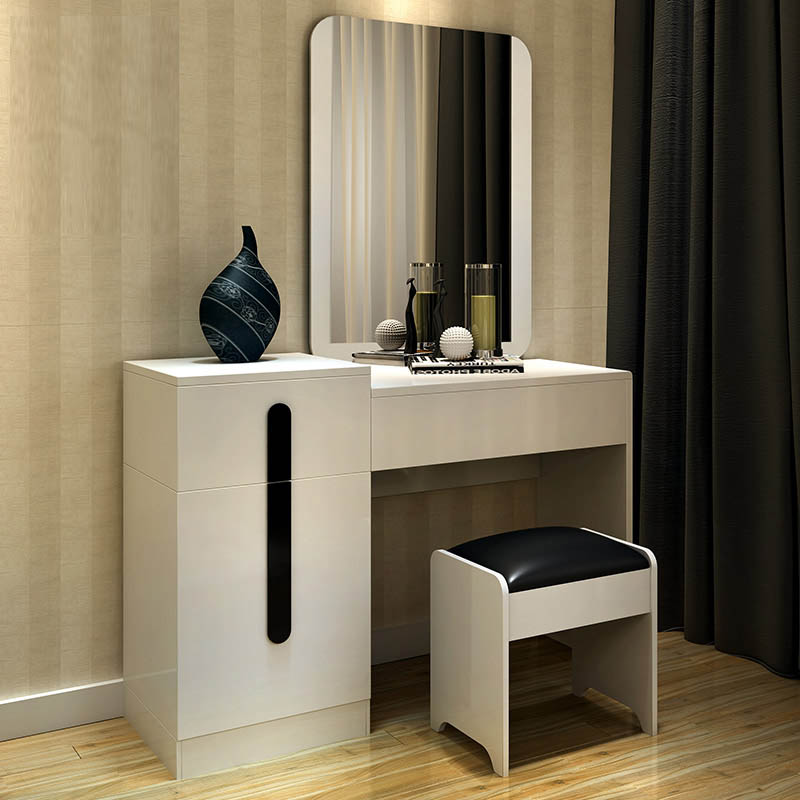40 Wooden dressing table design catalogue for modern small bedrooms 2019