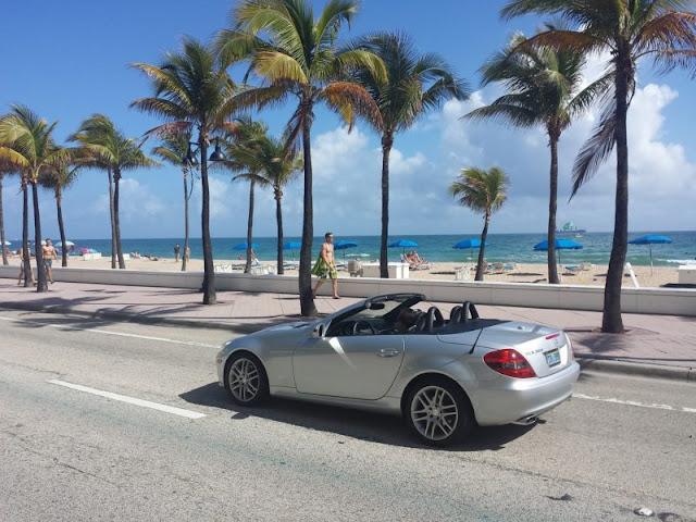 Como aquillar un auto barato en Miami