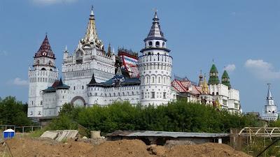 Kremlin de Izmaylovo Moscu