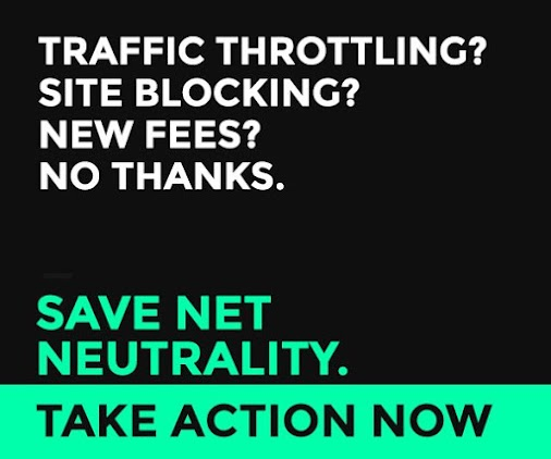 Save Net Neutrality! Take Action Now!