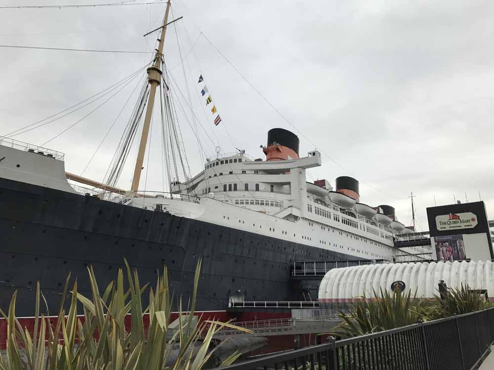 Kummitusjahdissa Queen Mary -aluksella 3