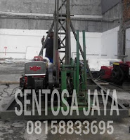 alat bore pile mesin