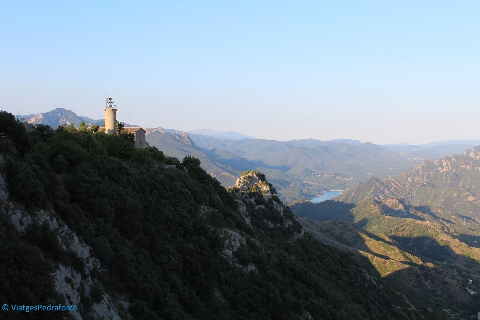 Camí de ronda de Queralt, Alt Berguedà, rutes a peu per Catalunya, senderisme