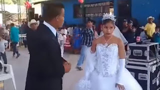 """Mexican marriage goes viral and becomes """"the saddest wedding in the world"""""""