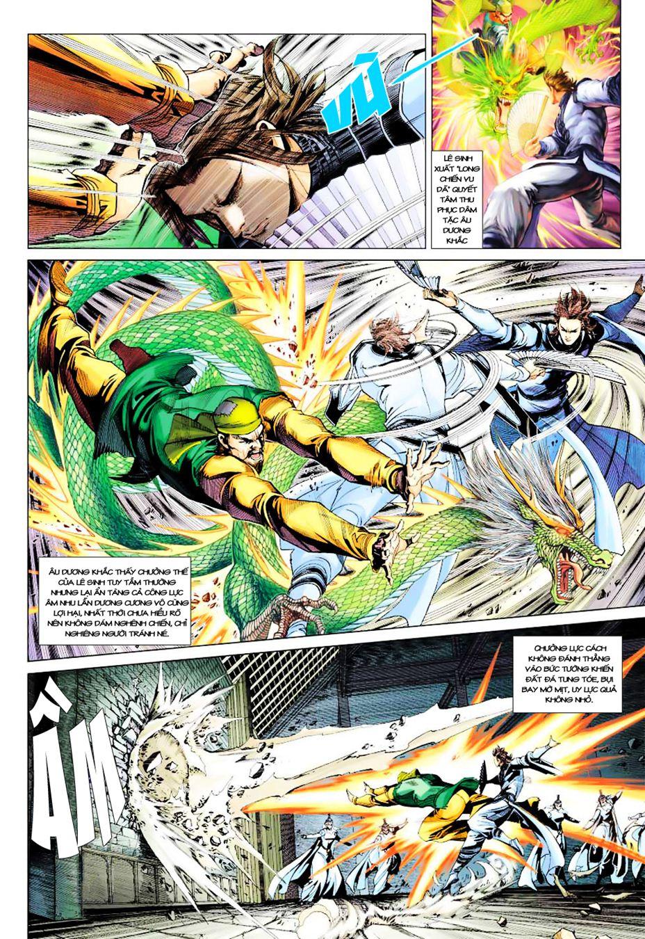 Anh Hùng Xạ Điêu anh hùng xạ đêu chap 35 trang 3