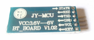 Módulo BT JY-MCU