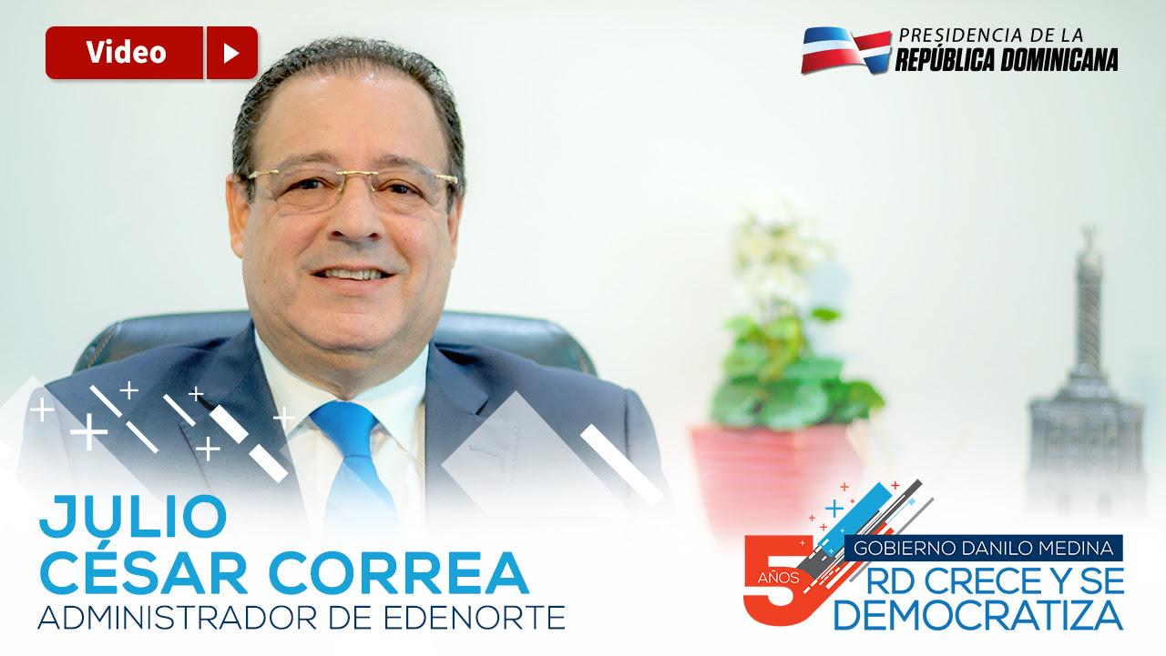 VIDEO: Julío César Correa, Administrador EdeNorte