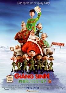 Xem Phim Giáng Sinh Của Arthur